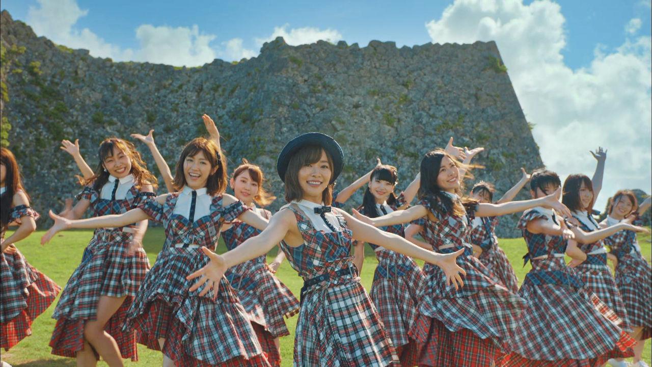 AKB48最新曲 『#好きなんだ』売上140万枚超え!ミリオン突破の快挙