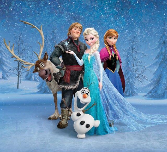 【朗報】『アナと雪の女王』金ローで放送決定!オラフ声優は武内駿輔