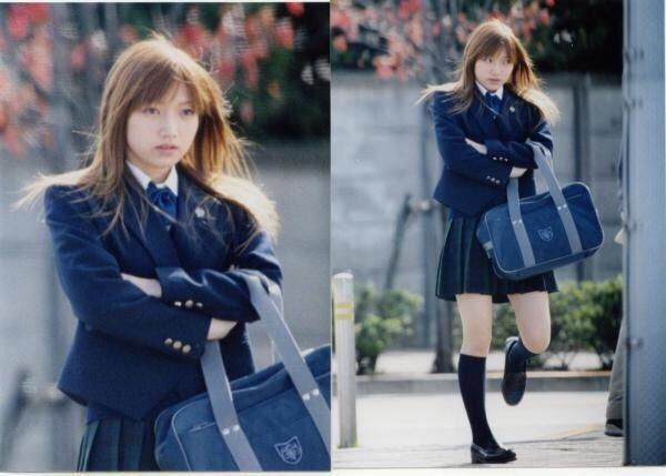 【画像あり】後藤真希さん(14歳)中学登校中を撮られる wwwwwwwwwwwwwwwwwwwwww