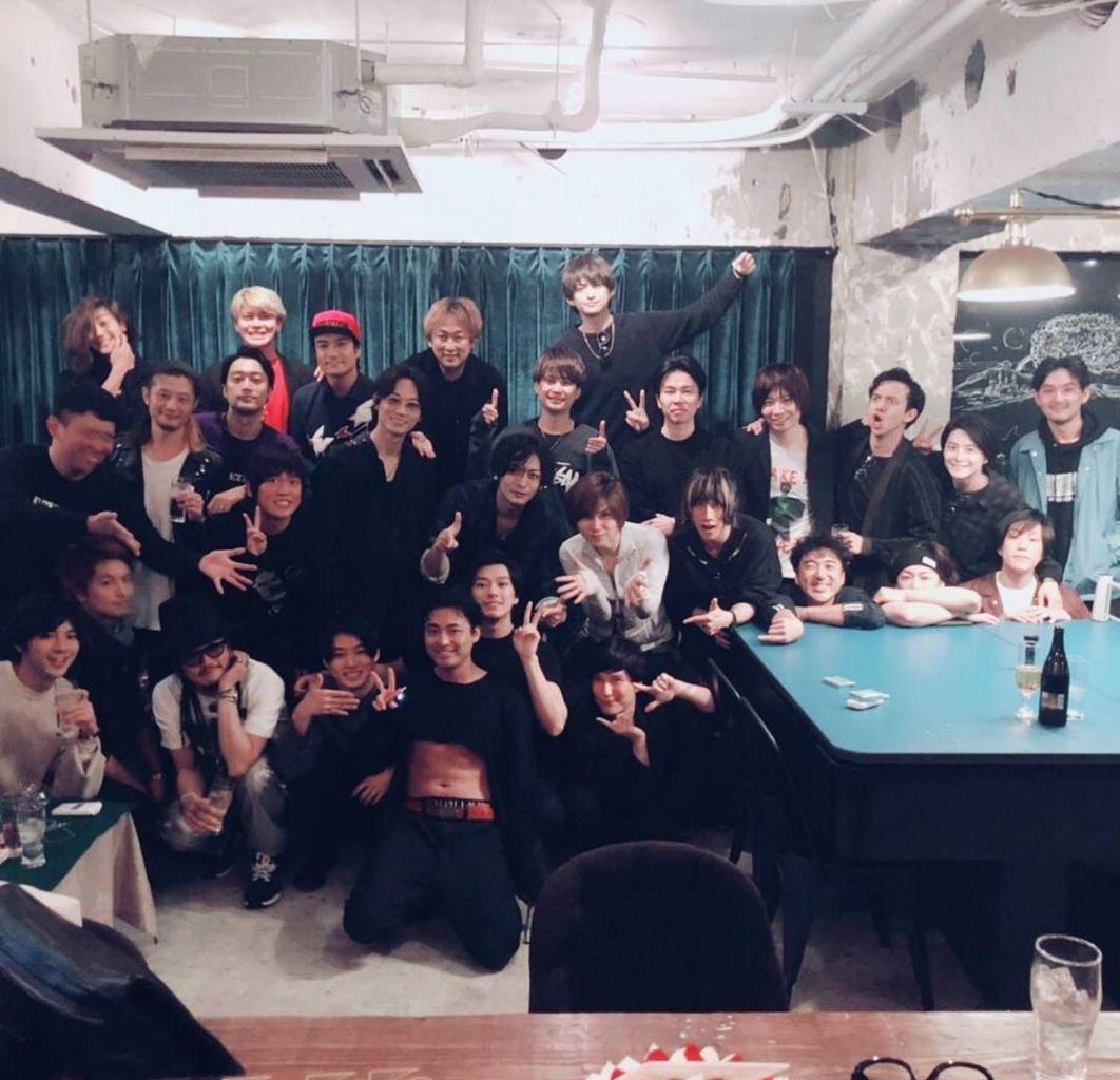 【画像】昨夜開催された山田孝之さんのお誕生日会ωωωωωωωωωωωωωωωωωωωωωωω・