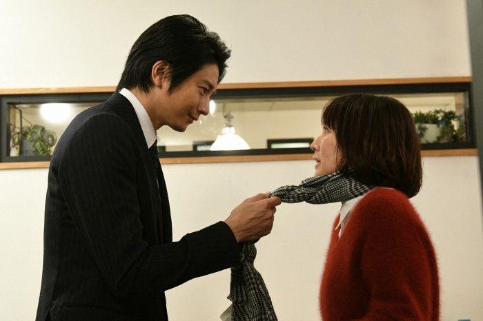 【ドラマ】吉岡里帆、ランジェリー姿でランウェイシーン「きみが心に棲みついた」体当たり演技に反響