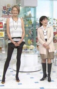 【モデル】冨永愛、いつでも裸になれる