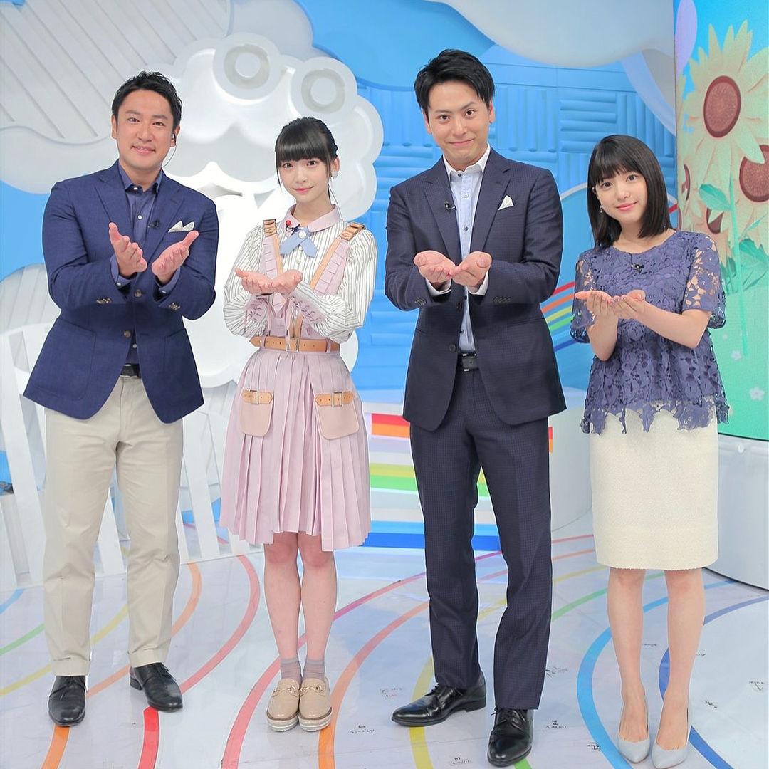 【朗報】荻野由佳さん、広瀬すずを公開処刑する