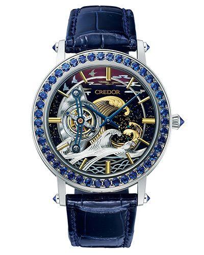 SEIKOが本気出して作った5000万円の腕時計ww