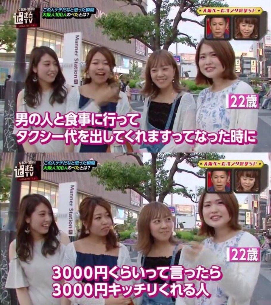 「日本は男尊女卑!男女平等にしろ!あ、でも割り勘の男はありえない(笑)」