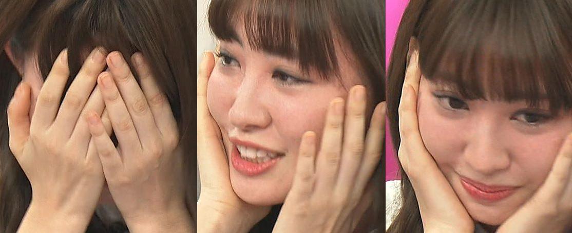小嶋陽菜ちゃん30歳7ヶ月