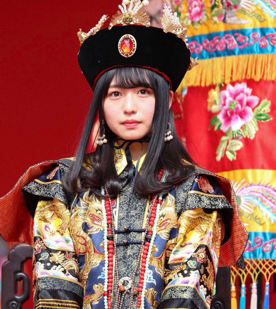【欅坂46】長濱ねる、故郷・長崎凱旋で「ねるフィーバー」巻き起こる 皇后役でパレード出演
