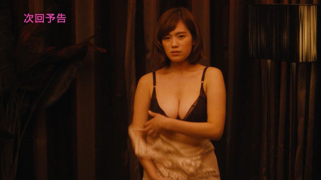 【エロエロ】TVでオッパイドラマ 筧美和子、壇蜜、葵つかさ、