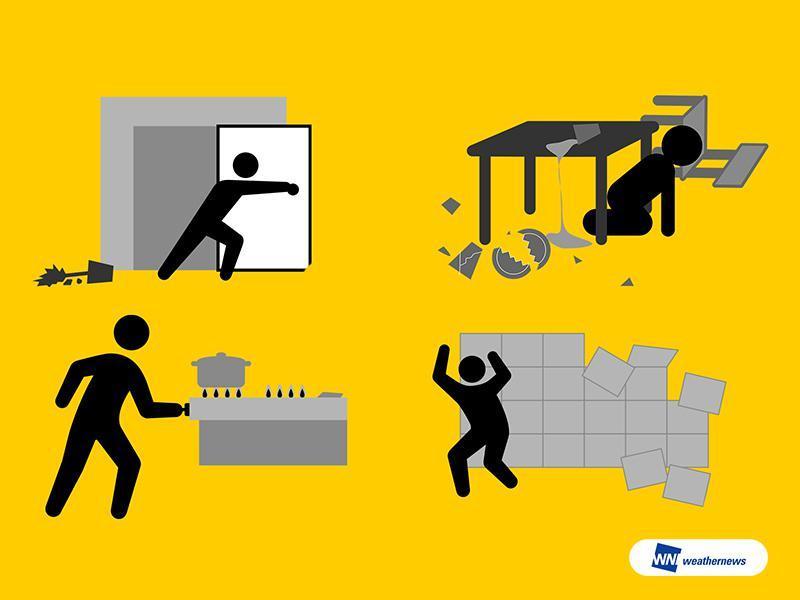 【防災】北海道で震度6強の地震 発生直後の行動のポイント【命を守る行動を】