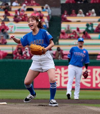 【野球】柳沢慎吾「日本一長い始球式」が許される理由