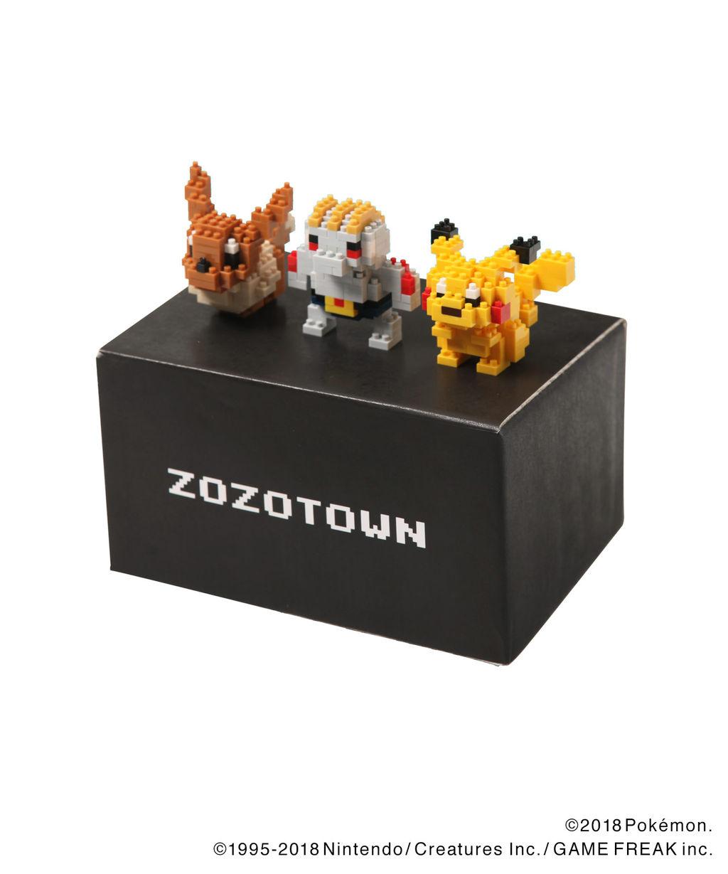 【朗報】ZOZOとポケモンがコラボ。人気の3キャラ「ピカチュウ、イーブイ、ゴーリキーセット」登場wwwwwwwwww