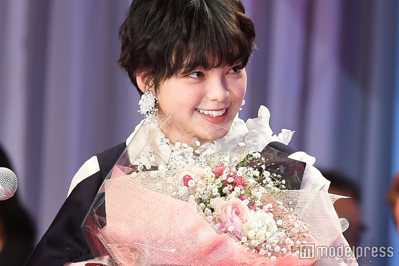 欅坂46平手友梨奈、活動一部休止後初の公の場登場 女優業続行に意欲「この作品を届けたい」