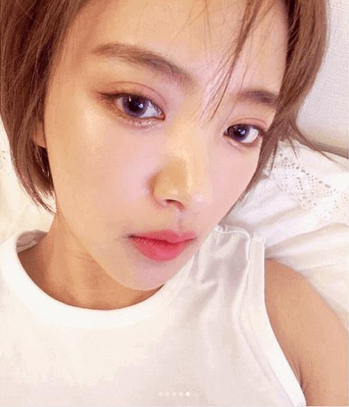 【芸能】夏菜、カラコンでキメた自撮りに称賛の声「韓国人みたい」「可愛さが宇宙一」