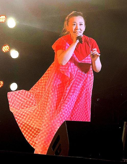 【芸能】華原朋美、妊娠発表後初の公の場 ふっくらおなかで「ヒューヒューだな」