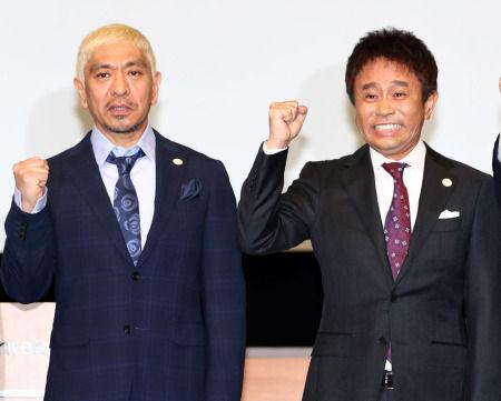 【芸能】松本人志が暴露 収録中に相方・浜田と一般人が一触即発「こいつ膝蹴りしそうになってたからね。察知したからパッと止めた」