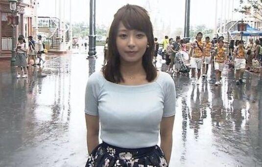 【画像あるよ】宇垣美里のパツンパツンに張ったおっぱいwww