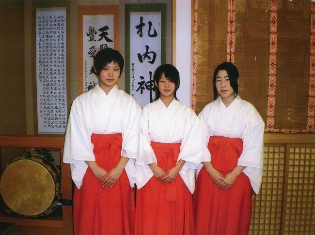 【平昌五輪】高木姉妹、巫女手伝った神社「神様が見守ってくれたのだろう。よく頑張ったね」