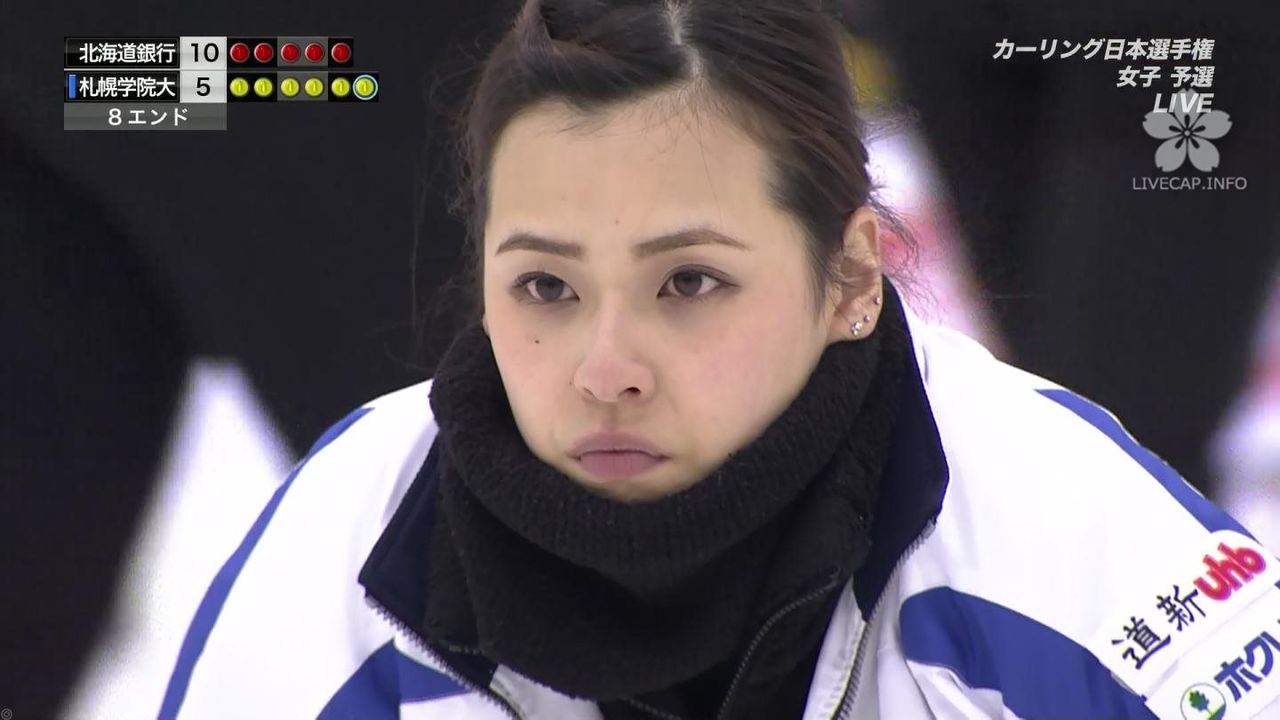 カーリング藤澤五月を超える美女選手がいるのをお前らに教えてやる!!!!!!!!!!!!!!!!!!!!!!!!!!!!!!