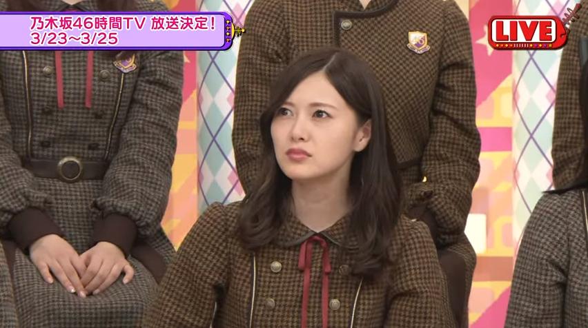 【朗報】白石麻衣さんが反省の黒髪!「老けすぎ」と乃木坂ヲタたちが絶望