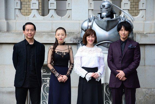 【画像】原作者・荒川弘が映画を絶賛!「鋼の錬金術師」にコメントを送る