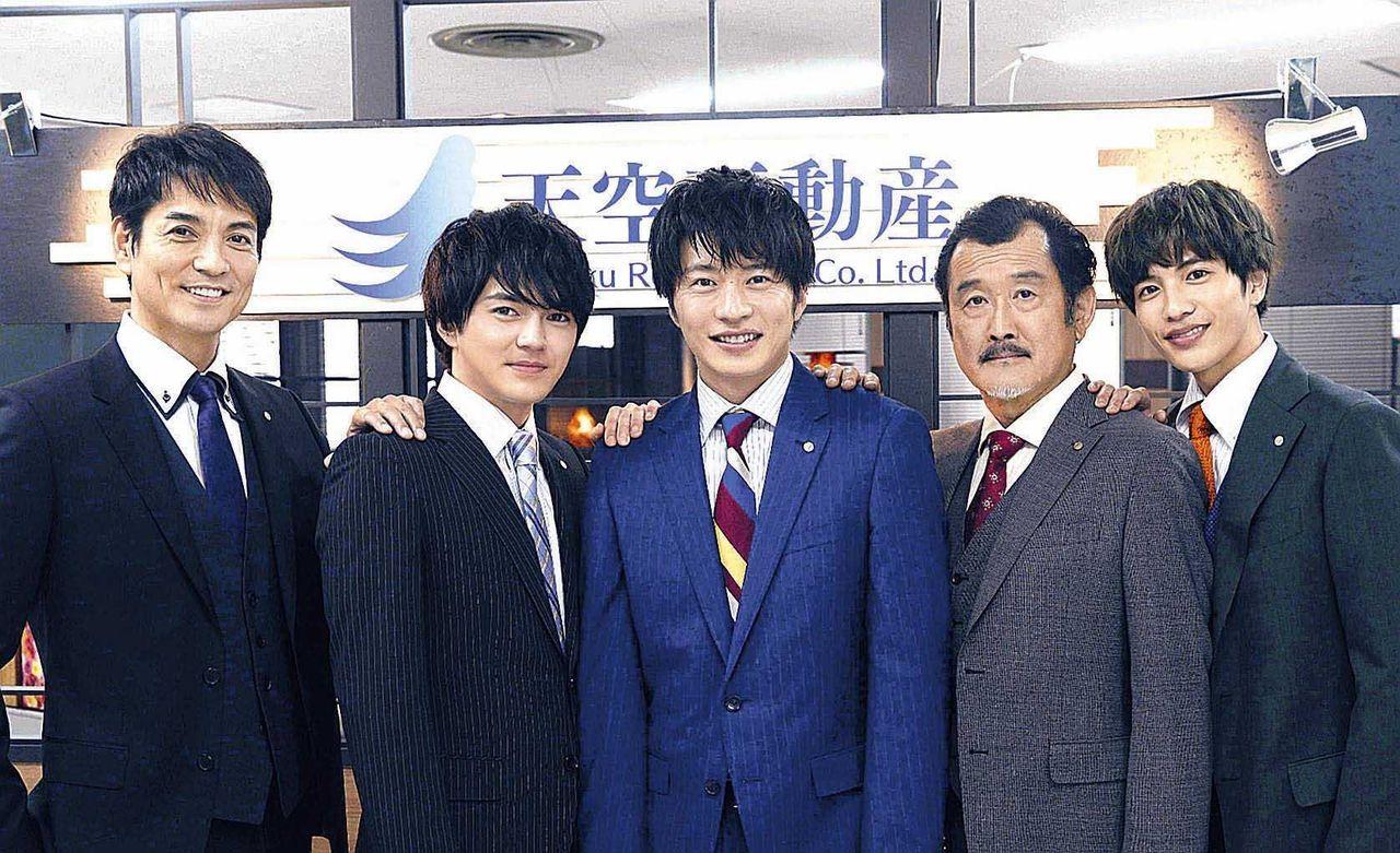 【映画】「おっさんずラブ」劇場版で沢村一樹&志尊淳が加わって五角関係にwwww