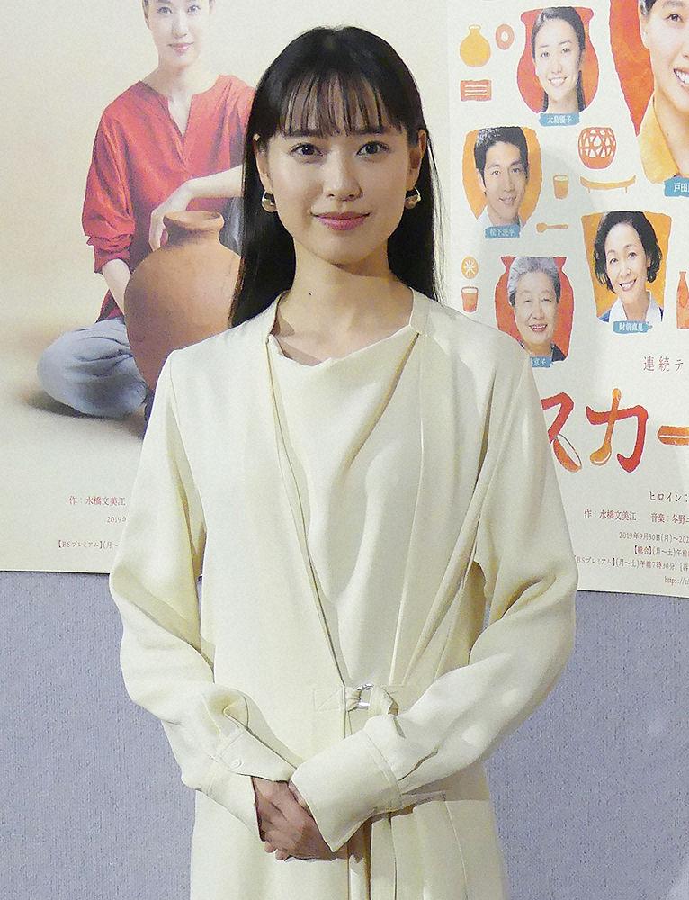 NHK朝ドラ「スカーレット」初週平均視聴率19・8% 「ひよっこ」以来5作ぶり大台割れ