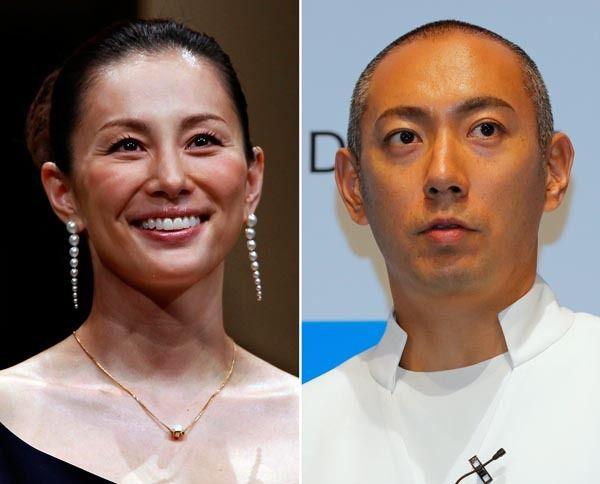 【芸能】同じマンションで生活を…海老蔵&米倉涼子に復縁の可能性
