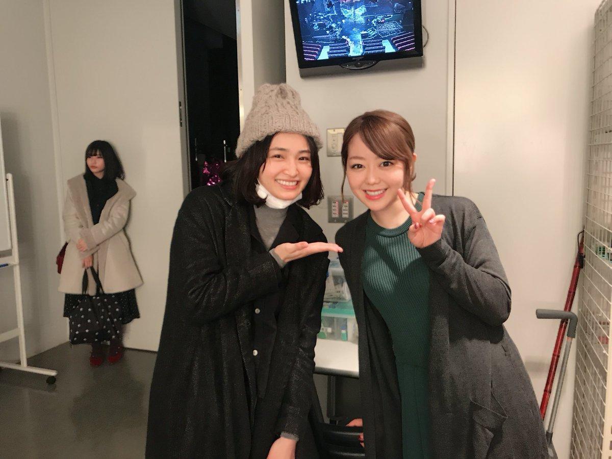 【画像あり】峯岸みなみcと剛力彩芽cの夢の2ショット!!!