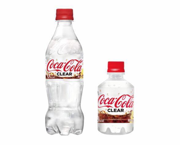 コカコーラさん「俺たちも透明なコーラ出したぞ!会議中や公務員が飲んでも大丈夫!」