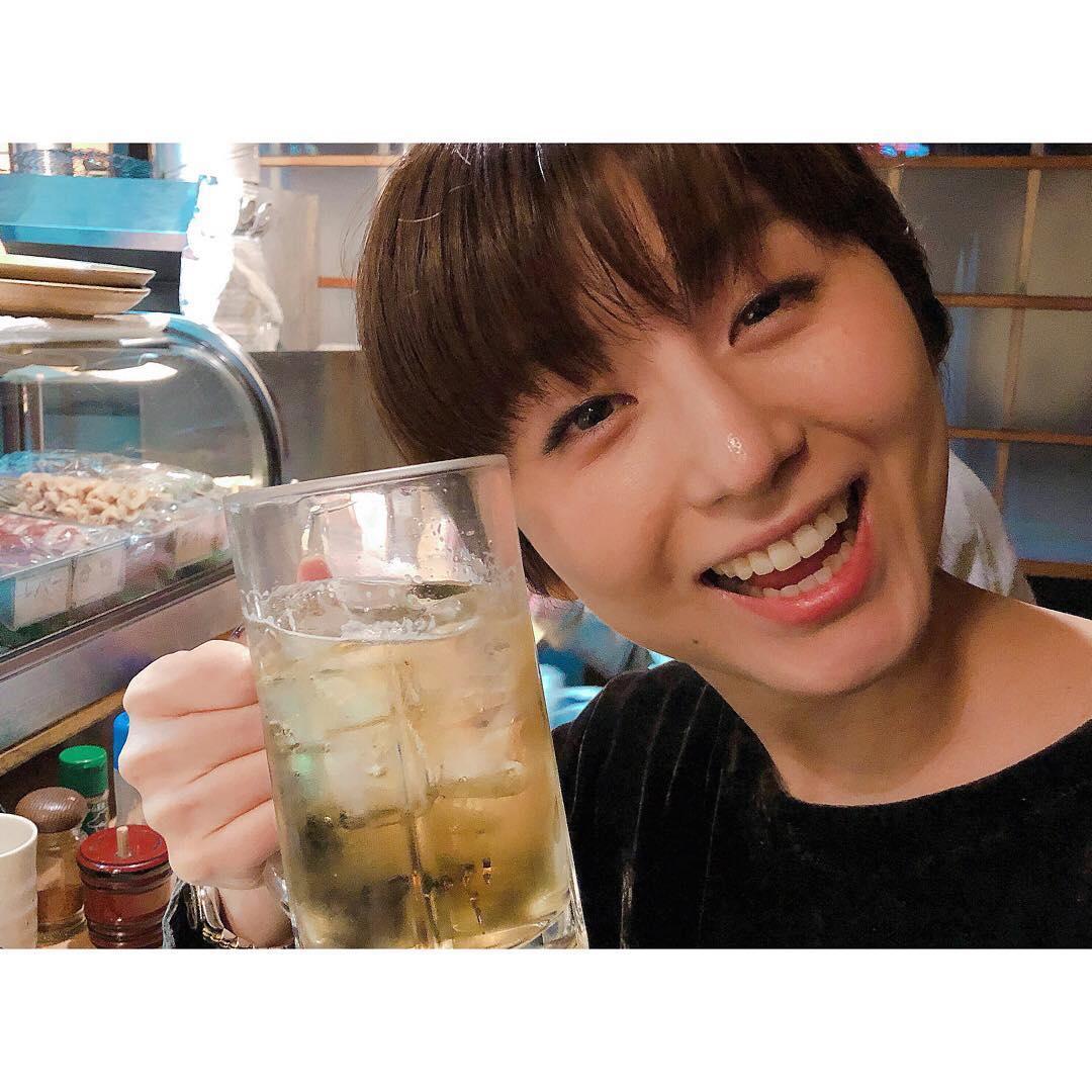 【芸能】宇賀なつみアナ、ほろ酔いプライベート写真を公開