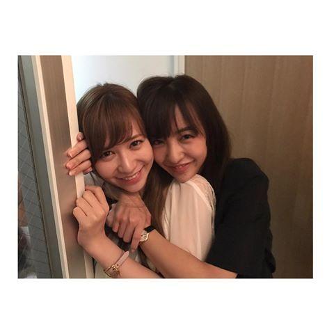 【画像】現在の板野友美さんと河西智美さんのツーショットがこちら
