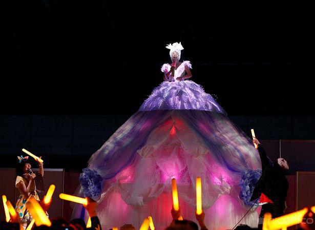 """【芸能】ラスボス小林幸子がド派手な電飾衣装で""""最終形態""""に!"""