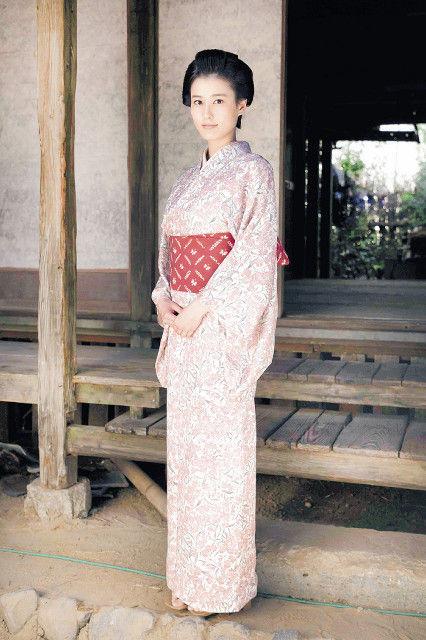 【ドラマ】橋本愛「西郷どん」で大河デビュー 西郷隆盛の最初の妻役「不吉な嫁」