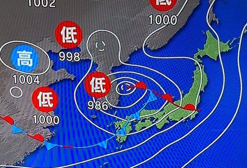 【画像】西日本さん、謎の怪物に覆われてしまう