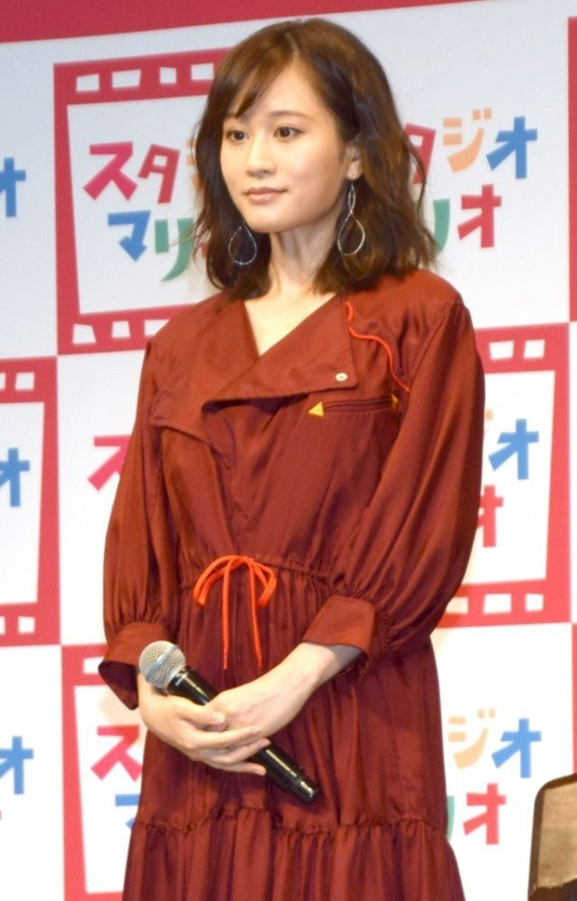 【芸能】前田敦子、第1子妊娠発表後初公の場に登場 早くも親バカ宣言「2人でいっぱい写真を撮る」