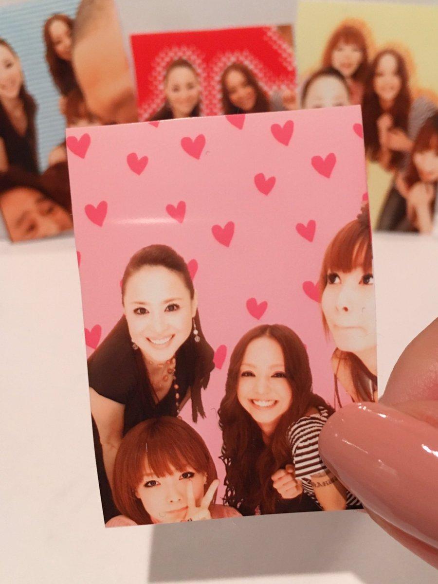 【芸能】aiko、安室奈美恵&松田聖子&中川翔子との9年前のプリクラ公開「今もお守り」