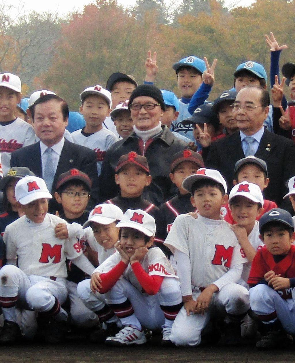 【野球】長嶋茂雄「日本の野球が弱くなる可能性がある。もっともっと野球を好きになって欲しい、野球そのものを盛り上げたい」