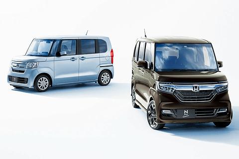 【車】ホンダ、新型「N-BOX」9月1日発売 「VTEC」を軽初採用して燃費を27.0km/Lまで高める