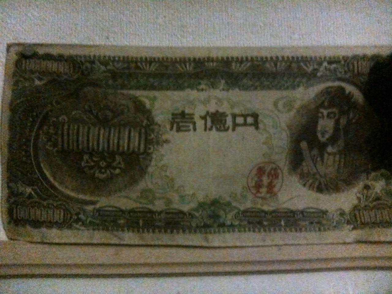 中村容疑者「100万ドル紙幣を150万円で売ったるわ」お婆さん「ヒエエエエエエエ安い!!買った!!」