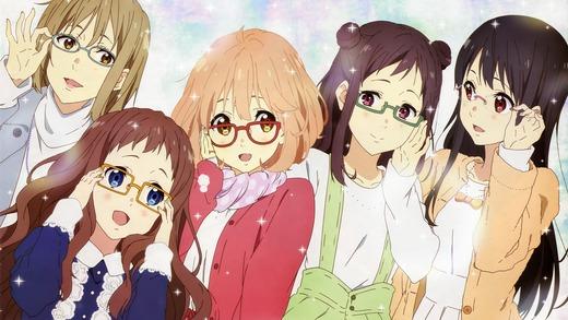 栗山未来、名瀬美月、新堂藍、伊波桜、二ノ宮雫、眼鏡画像