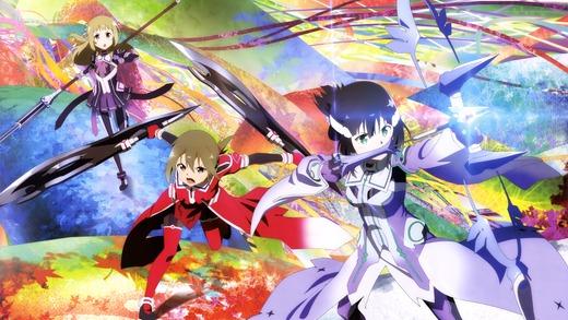 鷲尾須美は勇者である、わすゆ、結城友奈は勇者である、ゆゆゆ、乃木 園子、三ノ輪銀、鷲尾須美、戦闘服、高画質・PC壁紙・画像