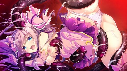 崩壊天使アストレイア(PC18禁)エロゲ画像
