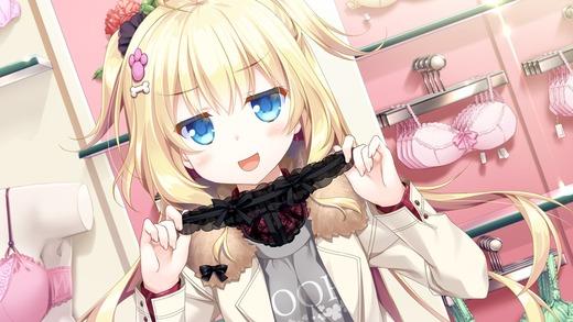 彼女と俺の恋愛日常(金剛 アリス)CG・画像