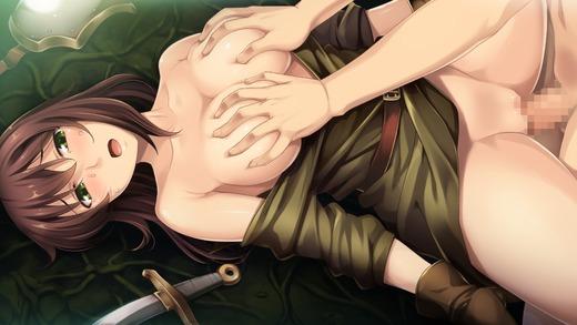 鉄と裸(PC18禁)エロゲ画像