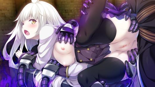 姫と穢欲のサクリファイス(HCG)エロ画像