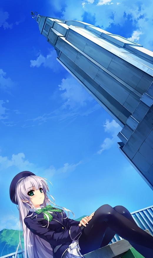 失われた未来を求めて(古川 ゆい)CG・画像