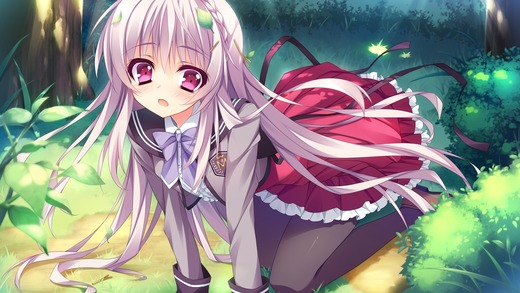 祝福の鐘の音は、桜色の風と共に(北園 紗夜)CG・画像