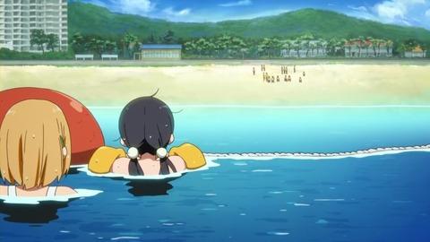 たまこまーけっと遠泳