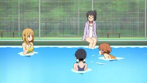 たまこまーけっと プール