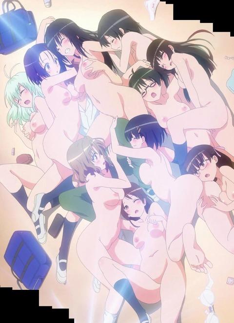 彩南高校女子生徒【裸えっちい】キャプ画像